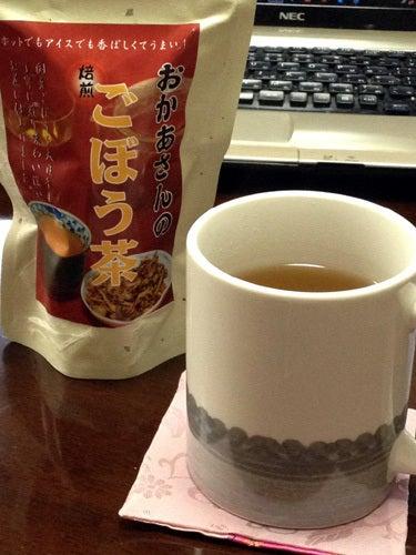 おかあさんのごぼう茶