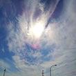また雲の写真でごめん…