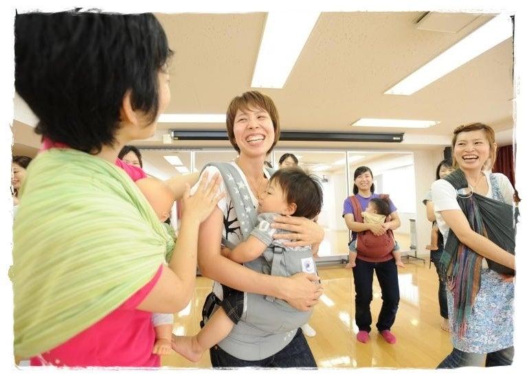 $産後ママのためのベビーダンス教室:足立