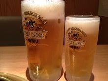 $岡山市北区表町・焼肉dining食道園のブログ☆-特大ジョッキ