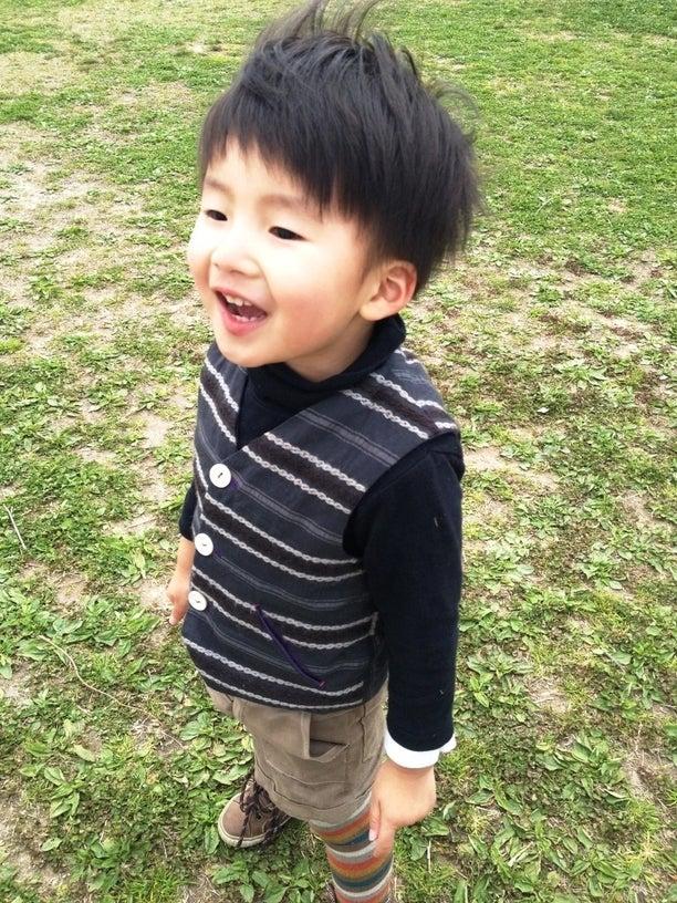 筑紫郡那珂川町 とある美容室のblog-男の子用 ベスト