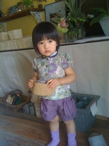 筑紫郡那珂川町 とある美容室のblog-女の子用 ブラウス