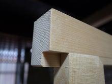 京町家を買って改修する男のblog-網戸足