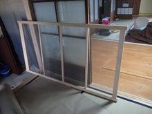 京町家を買って改修する男のblog-網戸搬入