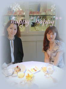 福岡・中央区 ポーセラーツと紅茶教室 サロン・クリスタリーヌ
