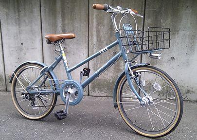 自転車の ミニ自転車カゴ : 西船橋の自転車屋「サイクル ...