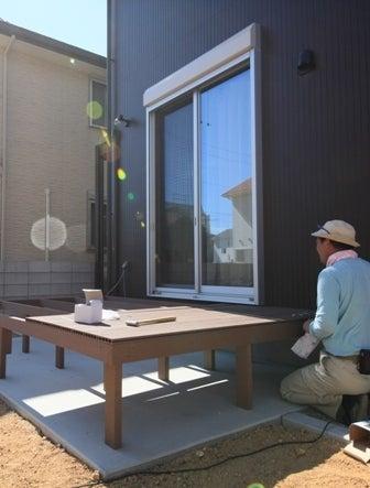 徳島県で家を建てるならサーロジック-ウッドデッキ工事