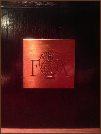 $cigar bar Snootyfox