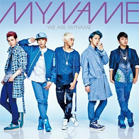 歩み WE ARE THE MYNAME