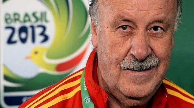デルボスケ サッカー ブラジル スペイン コンフェデレーションズカップ 決勝戦
