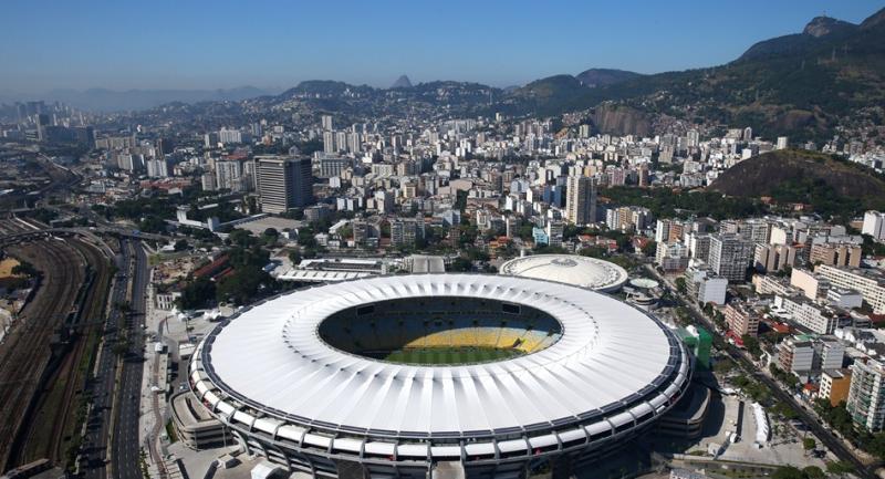 マラカナン サッカー ブラジル スペイン コンフェデレーションズカップ 決勝戦
