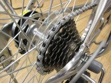 自転車の 自転車 チェーン 錆びにくい : ボビータウンリミテッド|Breeze ...