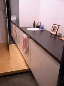 東京都内で建築家と家づくり-玄関2