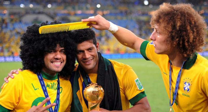 サッカー ブラジル優勝 スペイン 速報 コンフェデレーションズカップ ブラジル