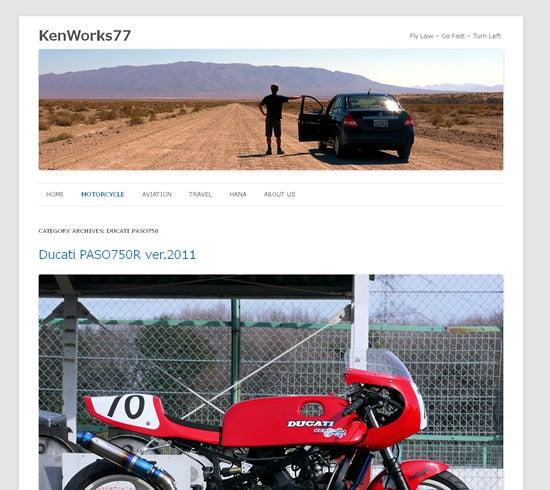 月刊:DUCATI F750 村山SP!