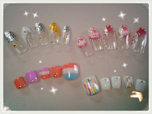 nails CALLAのブログ