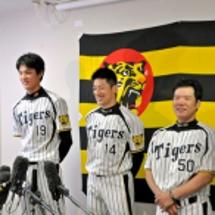 阪神から7人球宴出場…
