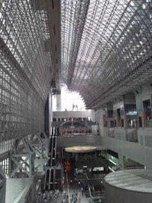 $かんがるーのブログ-京都駅2