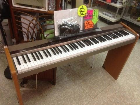 カシオ 電子ピアノ Privia PX-100|青森市のリサイクルショップ ...
