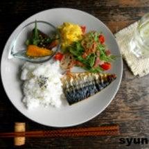 魚と野菜のワンプレー…