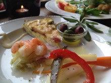 $サルベージ 自給自足イタリアレストラン&バール-2013夏サラダ