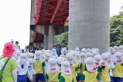 若草幼稚園-磯遊び2