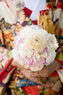 奈良和婚 ブライダルプロデュース | アトリエステディ-和装 ブーケ 衣装レンタル 奈良
