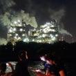 工場夜景ツアーに参加…