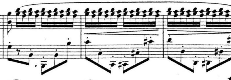 香港発ピアニスト/ピアノ講師*音の綴り方-doubleTrill