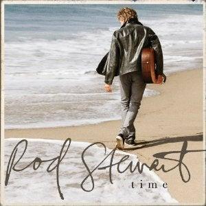 SNOW BLIND WORLD-Rod Stewart