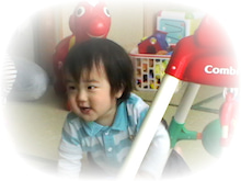 子ども大好きパパ Kenji の『子育てhappyの輪』-保育園時代の拓