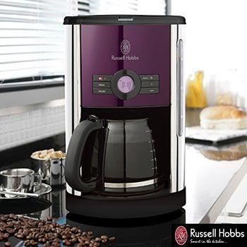 コーヒーメーカー*RussellHobbs ヘリテージコーヒーメーカー ...