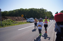 $Road to SAROMAN BLUE-30km付近
