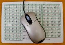 アクセス ユープラン ~スタッフブログ~-マウスパットとマウス