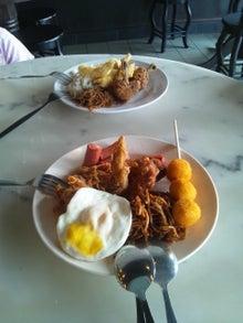 素敵やん-朝食