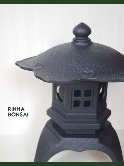 bonsai life      -盆栽のある暮らし- 東京の盆栽教室 琳葉(りんは)盆栽 RINHA BONSAI-琳葉盆栽 灯篭
