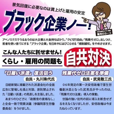 キラキラ☆サポーターズ(吉良よし子勝手連)ブログ-15-1