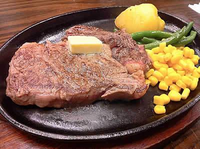 ハマ食-ステーキ