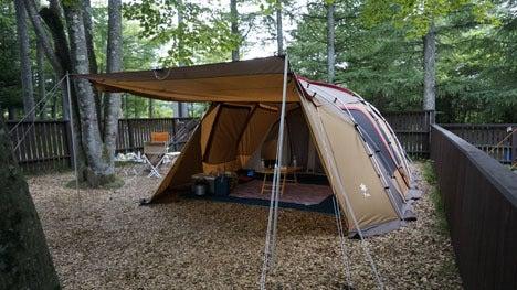ワンコを連れて!子供と一緒にキャンプに行こう!-2013北軽井沢スウィートグラス6