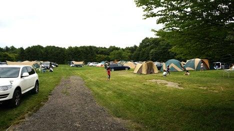 ワンコを連れて!子供と一緒にキャンプに行こう!-2013北軽井沢スウィートグラス15