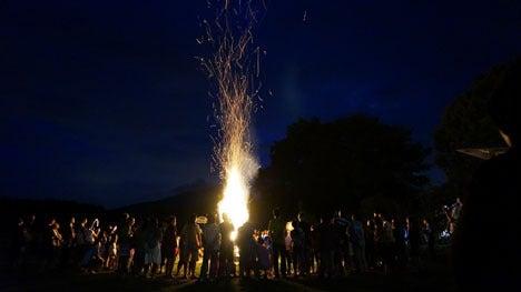 ワンコを連れて!子供と一緒にキャンプに行こう!-2013北軽井沢スウィートグラス100