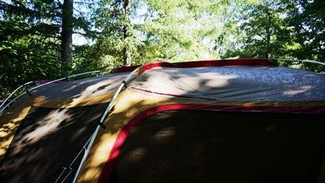 ワンコを連れて!子供と一緒にキャンプに行こう!-2013北軽井沢スウィートグラス131