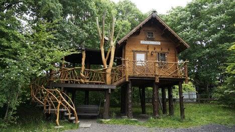 ワンコを連れて!子供と一緒にキャンプに行こう!-2013北軽井沢スウィートグラス90