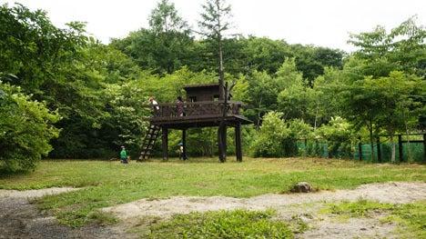 ワンコを連れて!子供と一緒にキャンプに行こう!-2013北軽井沢スウィートグラス74