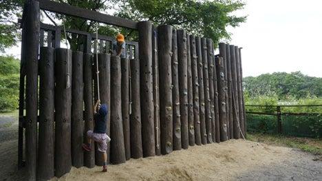 ワンコを連れて!子供と一緒にキャンプに行こう!-2013北軽井沢スウィートグラス73