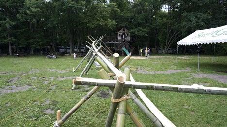 ワンコを連れて!子供と一緒にキャンプに行こう!-2013北軽井沢スウィートグラス13