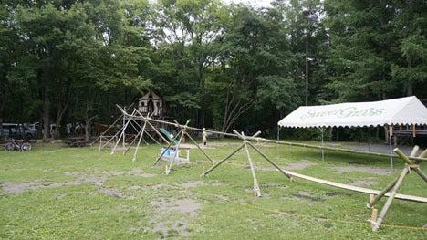 ワンコを連れて!子供と一緒にキャンプに行こう!-2013北軽井沢スウィートグラス24