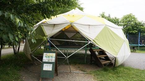ワンコを連れて!子供と一緒にキャンプに行こう!-2013北軽井沢スウィートグラス134