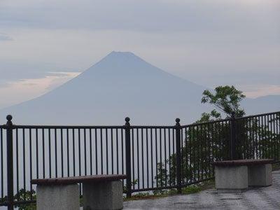 ルナシャイン・輝☆ブログ-戸田から見る富士山