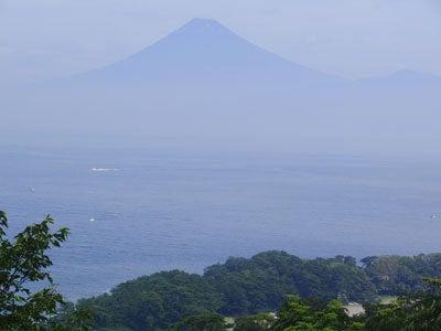 ルナシャイン・輝☆ブログ-戸田から見る富士山2